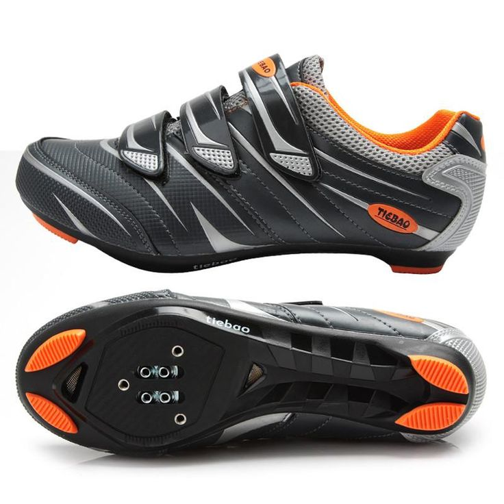 TIEBAO Nylon-fibreglass Sole Shoes Features: Large nylon mesh upper provides excellent breathability. The Tiebao Road cycling Competition series combines the th