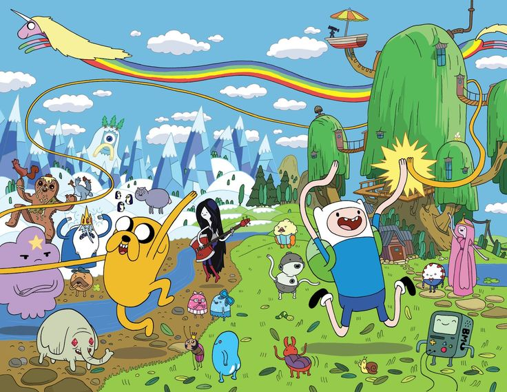 Comics Crux- There's A New Adventure Time Game On The Way To 3DS And Consoles #AdventureTime #3DS