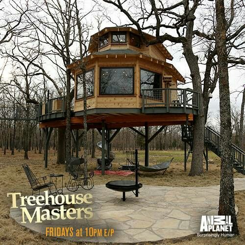 49 Best Images About Treehouse Masters