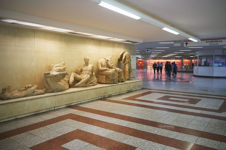 """""""I have visited all major European capitals and I have to admit that Athens metro is one of the cleanest, most modern and impressive metros in Europe since unique works of art are exhibited in many stations. The recently introduced electronic cards that replaced paper tickets made my transports much easier and faster"""".  Kevin P."""