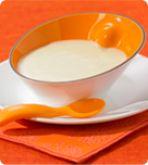 Babyvoeding - curry van gepureerde bloemkool
