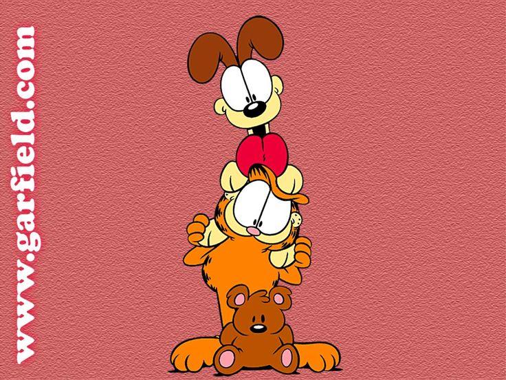 128 best garfield gotta love him images on pinterest - Garfield wallpapers for mobile ...