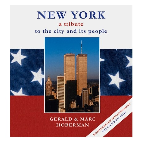 Created in honour of the innocent victims of the September 11, 2001 terrorist attacks on the US, Gerald and Marc Hoberman offer this moving tribute to the city of New York and its courageous citizens. Featuring images taken in the months prior to the attacks that destroyed the World Trade Center buildings, this booklet highlights the city of New York, as well as the twin towers that stood as a symbol, not just of New York, but also of the promise and prosperity of the US.