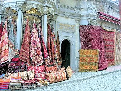 Grand Bazaar Carpet Shop - Turkey
