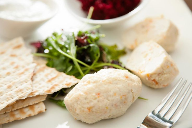Gefilte Fish - a recipe for the traditional version, made using contemporary, more convenient techniques