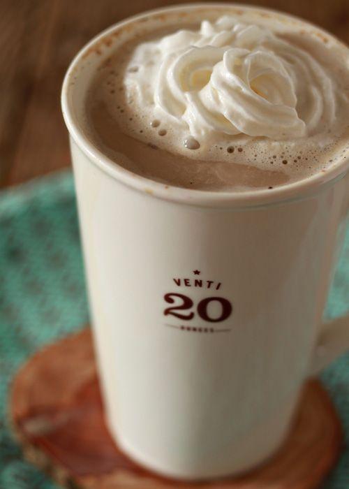 Crock Pot Vanilla Latte // perfect for a fall brunch or get together via Kitchen