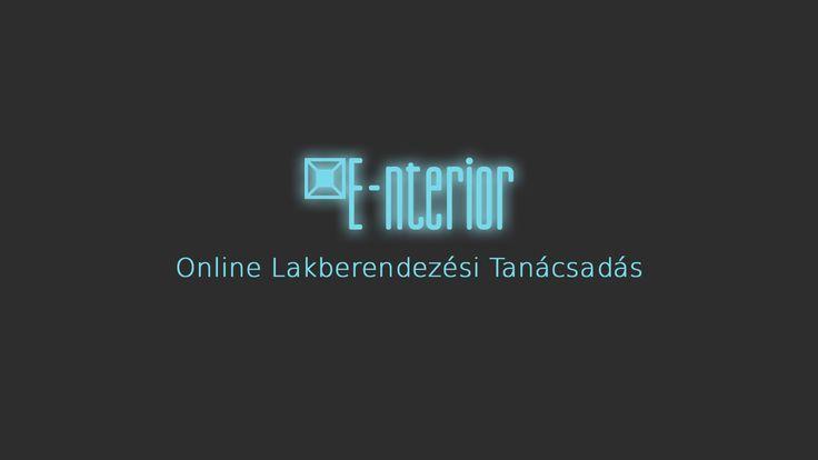 Elkészült az első videónk az Online Lakberendezési Tanácsadásról.