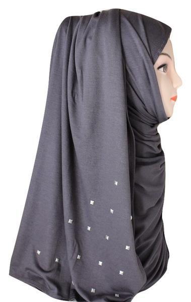 """""""Rock Style"""" Jersey Hijab"""