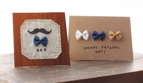 Arts visuels > Fêtes des pères/mères > http://www.feesmaison.com/2012/06/diy-de-jolies-cartes-pour-la-fete-des-peres/