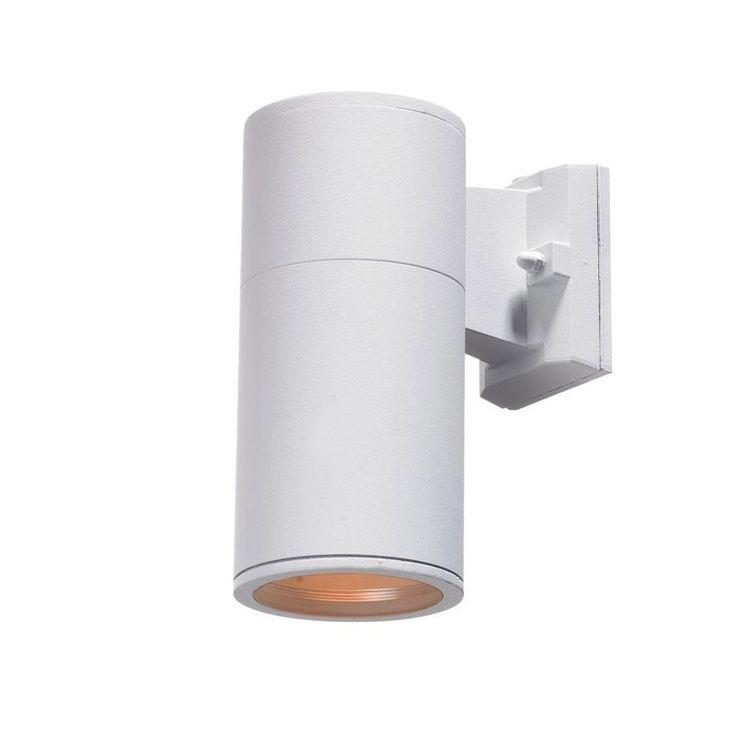 Markslöjd Arvid 1 Vägglampa Vit– BelysningsDesign.se 655kr/st MARKSLÖJD ARVID vägglampa för utomhusbruk. Grålackad gjutjärn. Kan riktas antingen uppåt eller nedåt. Monteras direkt i väggen