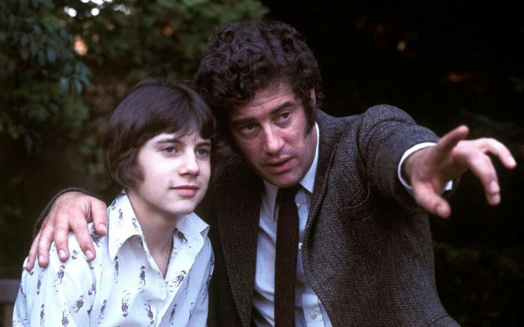 Children Of The Stones. 1977. Starring the late Gareth Thomas.