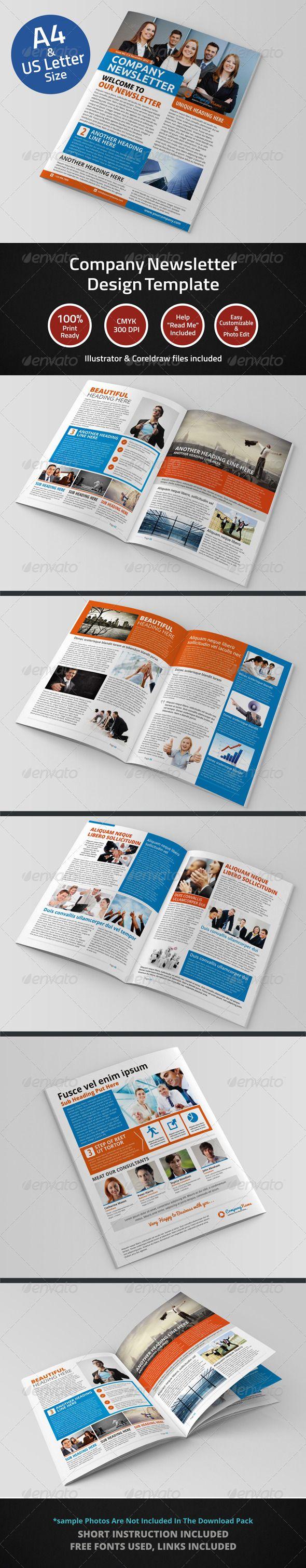 best images about newsletter inspiration newsletter design template
