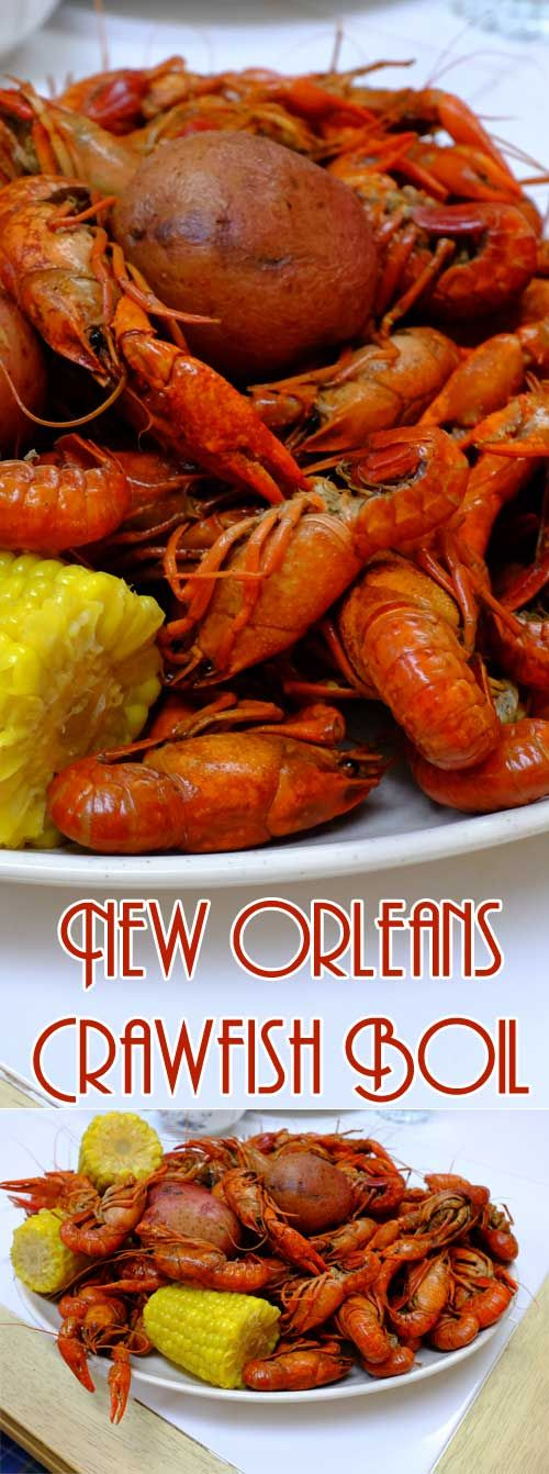 There are plenty of ways to enjoy crawfish, but if you want to be a purist, getting elbow-deep into some spicy, boiled crawfish is definitely the way to go! #cajuncooking #summerrecipe #seafood #shellfish via @Flavoritenet