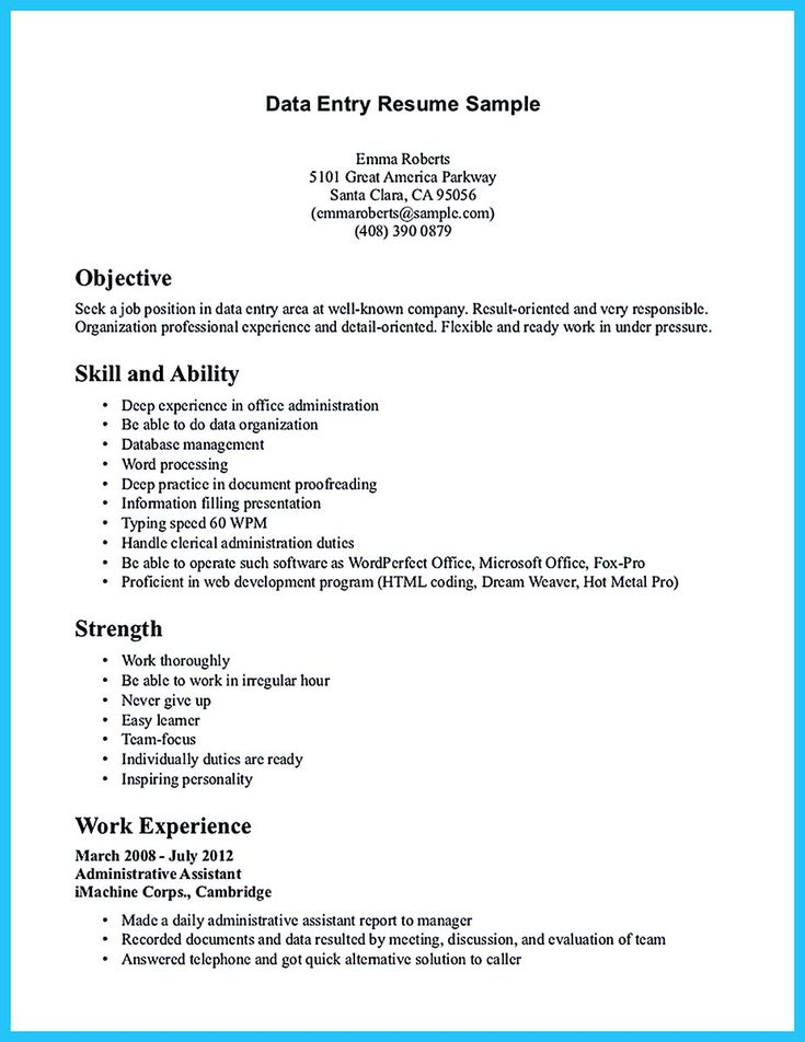 48 best School images on Pinterest Resume tips, Resume ideas and - resume for data analyst