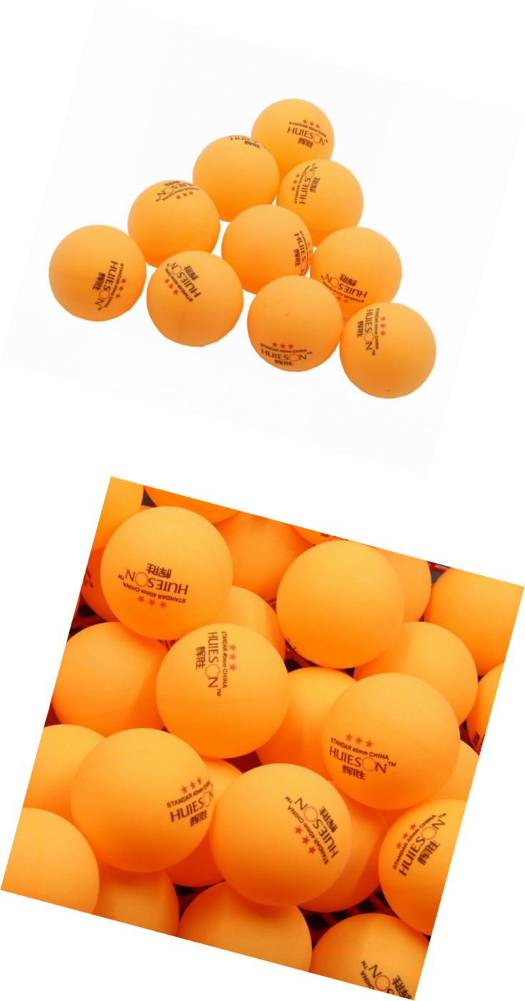 Balls 97073: Ben Sports 30-Pack 50-Pack 100-Pack 3-Star 40Mm Table Tennis Balls,Advanced Trai -> BUY IT NOW ONLY: $31.32 on eBay!
