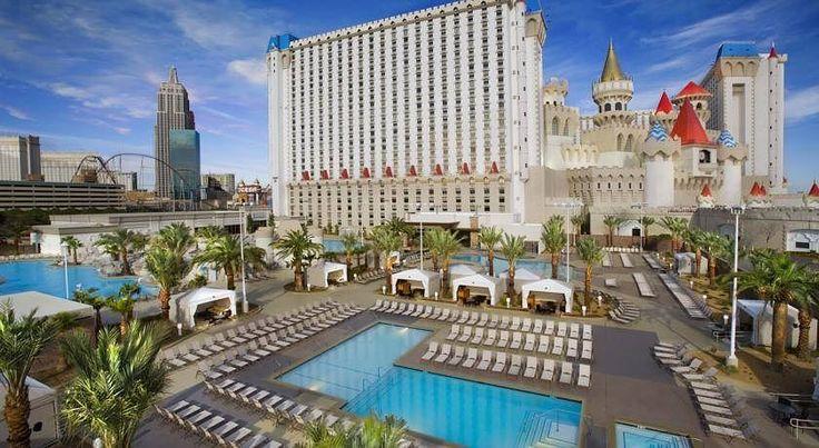 O post de hoje traz uma dica de hotel bacana e econômico em Las Vegas.  #trintaepoucos #viagem #lasvegas by blogtrintaepoucos