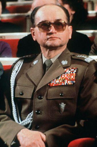 General Wojciech Jaruzelski,  Prime Minister of Poland from 1981 to 1985, 25.05.14, aged 90