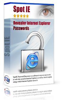 August 20, 2012 (Nsasoft) -- Nsasoft has released SpotIE internet Explorer password recovery software version 2.6.9, the new version updates Internet Explorer password recovery feature. Product Page - http://www.nsauditor.com/spotie.html