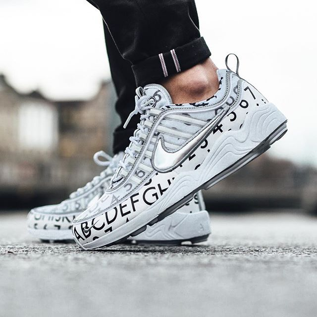 Roundel x NikeLab Air Zoom Spiridon 16 GPX - WhiteMulti-Color- 6daa363cd