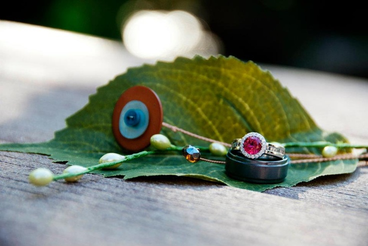 David Haffey Fine Jeweler....ring made just for me
