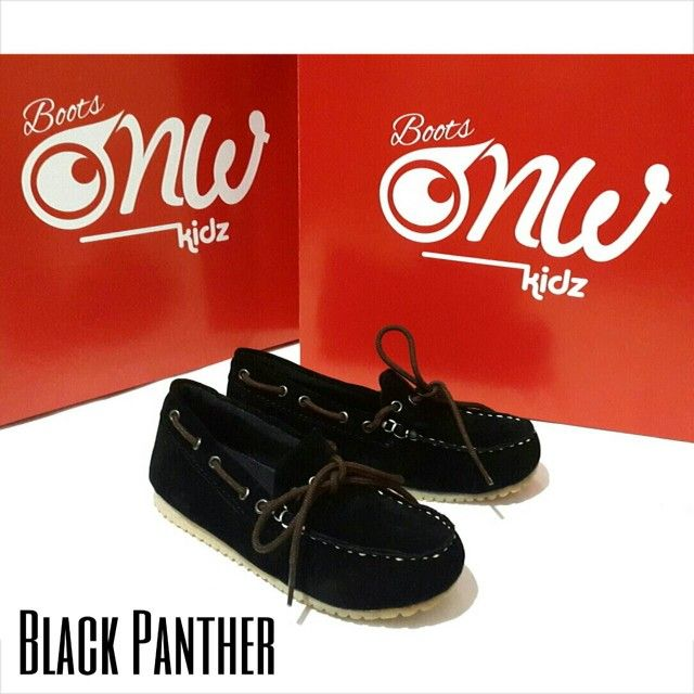 """Follow Ig =@onwshoes.   *** ONW KIDZ *** . """"BLACK PANTHER"""" . ONLY Rp. 150.000 Material : Suede Outsole : Rubber  Size : 18 (12.5 cm) 20 (13.5 cm) 22 (14.5 cm) 24 (15.5 cm) 26 (16.5 cm) 28 (17.5 cm) 30 (18.5 cm) 32 (19.5 cm) 34 (20.5 cm)  Please send the capture + size to our admin : Line : onwshoes BBM : 53FE725F Email : onwshoes@gmail.com . Let's Rock Baby! . #sepatu #shoes #sepatuanak #kidsshoes #shoesforkids #sepatukids #anak #kids #fashionkids #sepatucewek #sepatuanakcewek #sepatucowok…"""