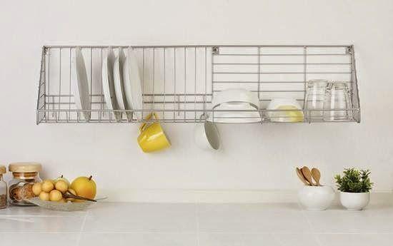 Harga rak piring gantung stainless rak piring gantung for Kitchen set aluminium sederhana