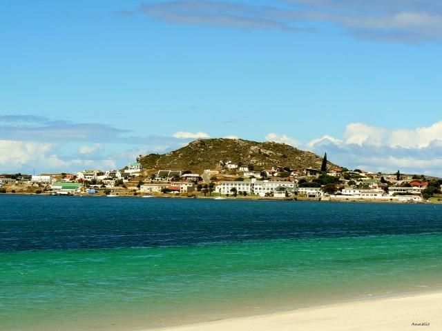 Welcome to Saldanha, South Africa.