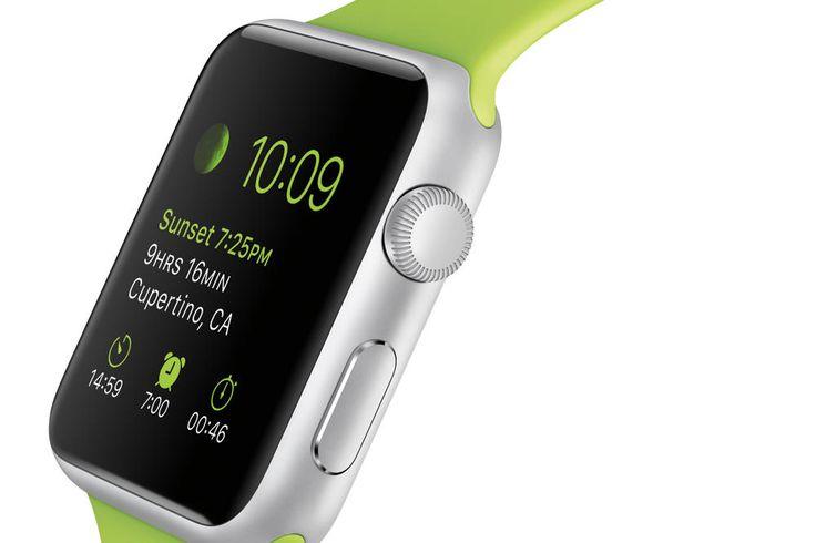 The Runner's World Apple Watch Review | Runner's World