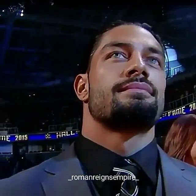 Perfection in the form of the gorgeous Roman Reigns