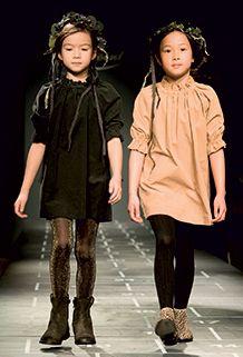 The fashion show - Bonpoint boutique