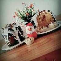 Pan dulce navideño distinto