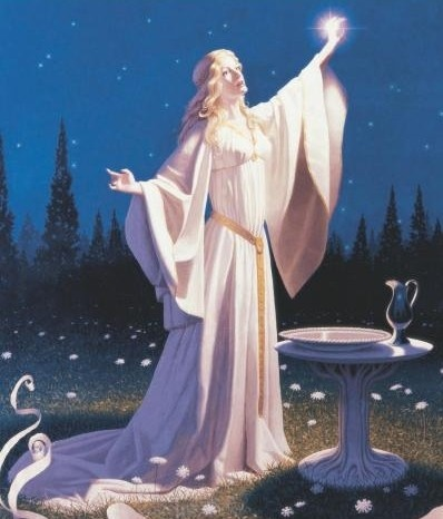The Ring Of Galadriel From Quot The Tolkien Years Of The