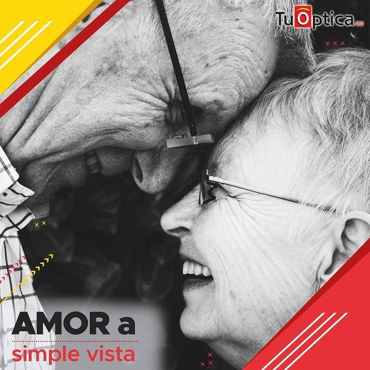 Enamórate cada vez que veas a esa persona especial. El amor no tiene edades que nada impida ese bello sentimiento.  Te puedes acercar a cualquiera de nuestros puntos ópticos.  Contacto (5) 3689197 / 318 2064951 Estamos ubicados en Barranquilla calle 72 # 56-18 y en Valledupar calle 15 # 14-33 Edificio Portal del Valle teléfono (5) 808234.  Envíos a todo el país.  #Amor #Vida #Calidad #Estilo #Montura #Óptica #Barranquilla #Valledupar #Colombia #Lentes #Caballeros #Moda #Tendencia #Tuoptica…