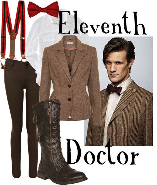 Eleventh Doctor - Companion Clothing tumblr