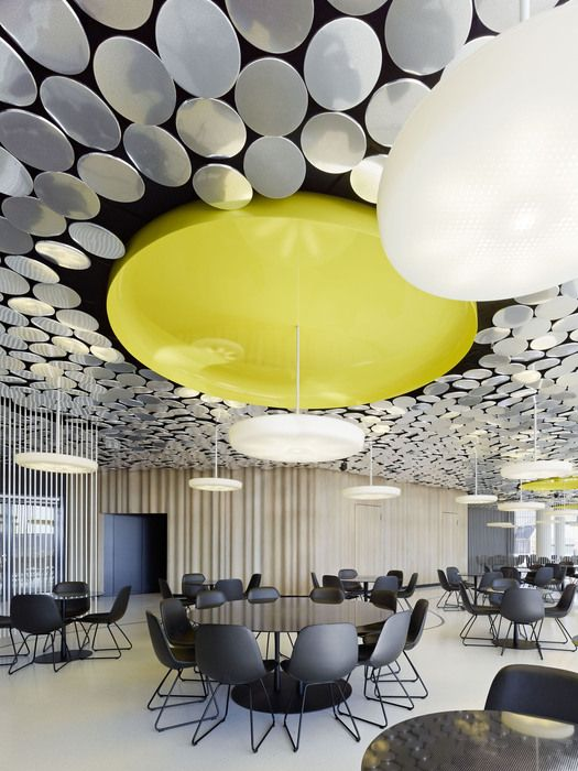 Restaurant Or Bar Der Spiegel Lead Designer Ippolito Fleitz Group