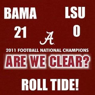 Clearly # 1: Tide Rolls, Bama Baby, Alabama Rolls, Bama Stuff, Alabama Football, Rolls Tide, Crimson Tide, Alabama Crimson, Tide Alabama