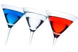 Cocktails Glasses