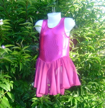 Little girls love fairy dresses with their shiny lycra body and floaty chiffon skirts for twirling