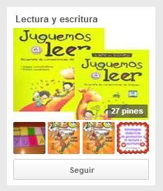 materiales para enseñar a leer y escribir