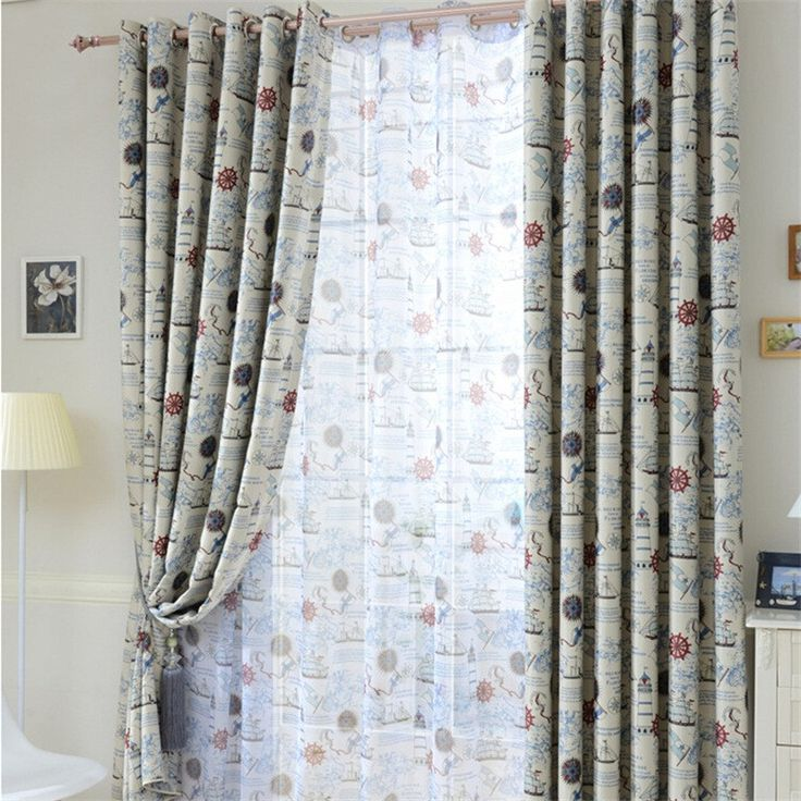 Want' to like a product without buying it, check this one out Mediterranean Nau... only available on Costbuys http://www.costbuys.com/products/mediterranean-nautical-design-sheer-window-curtains-for-boys-kids-bedroom-living-room-full-shading-cloth-cortinas-ds074-40?utm_campaign=social_autopilot&utm_source=pin&utm_medium=pin