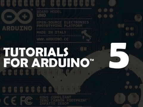 Control Large DC Motors with Arduino! SyRen Motor Driver Tutorial - YouTube