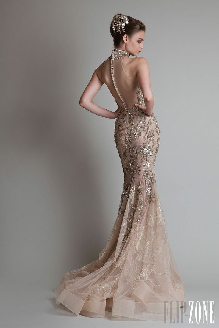 "Krikor Jabotian - Couture - ""Closure"", F/W 2013-2014"