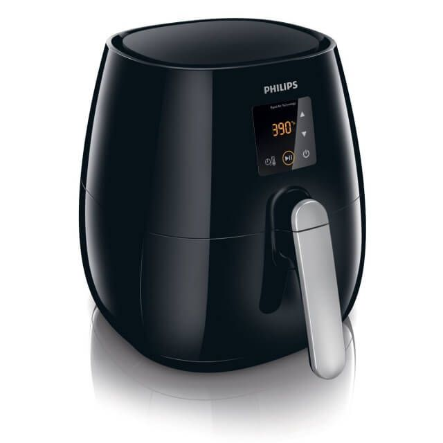 Philips AirFryer Review & Giveaway ~ http://steamykitchen.com