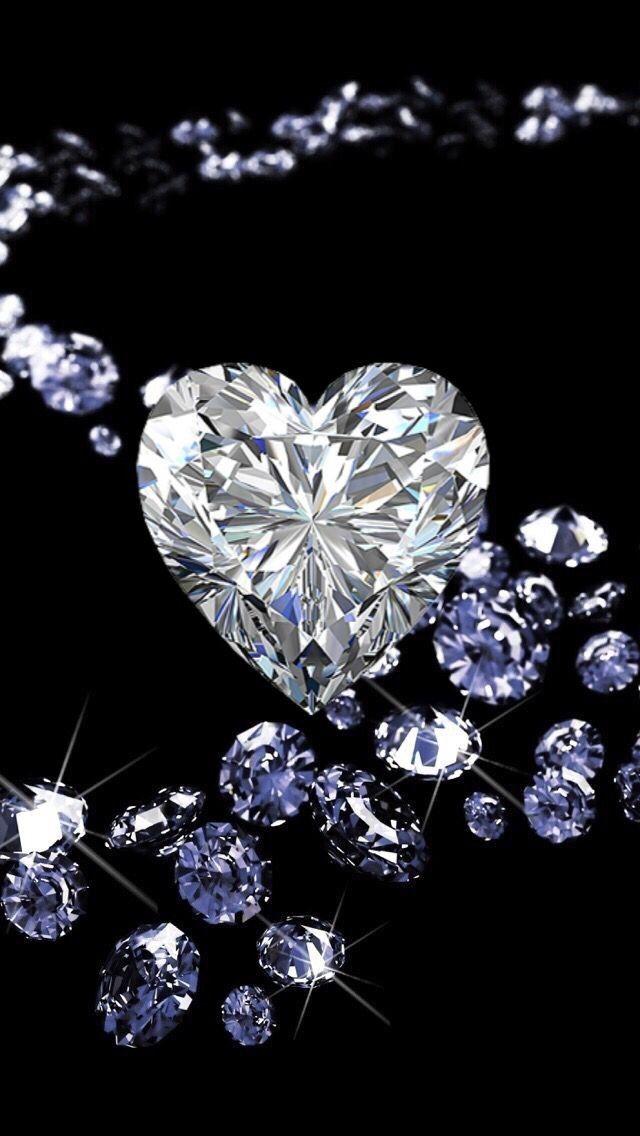 Открытки с бриллиантами