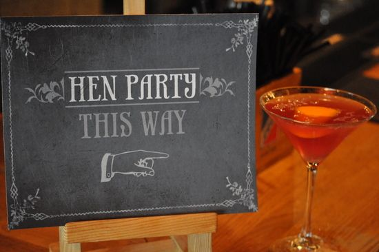 Hen night ideas without the plastic male bits