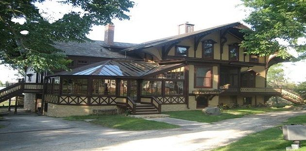 Swiss Cottage Style House