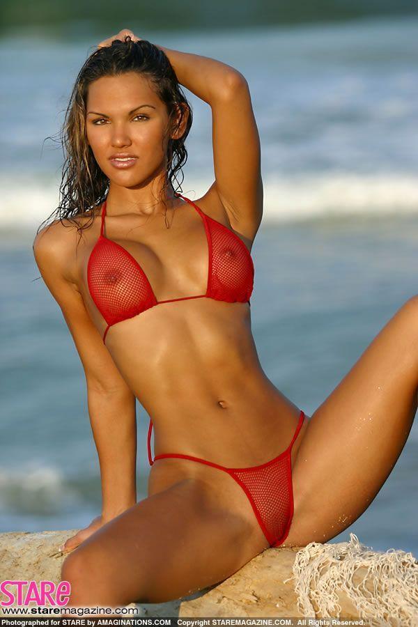 All Micro bikinis hot models