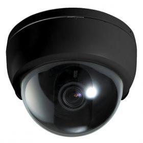 Camera de supraveghere, color 1/3 SONY CCD 480 linii TVde tip DOM. Este o camera cu un raport calitate-pret excelent.