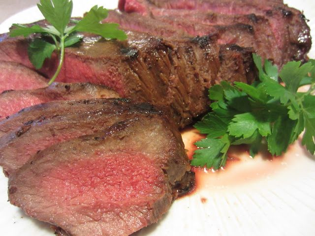 Killer London Broil - The recipe comes from the Hard Rock Cafe, and I think it is probably one of the best I have found as marinades go.