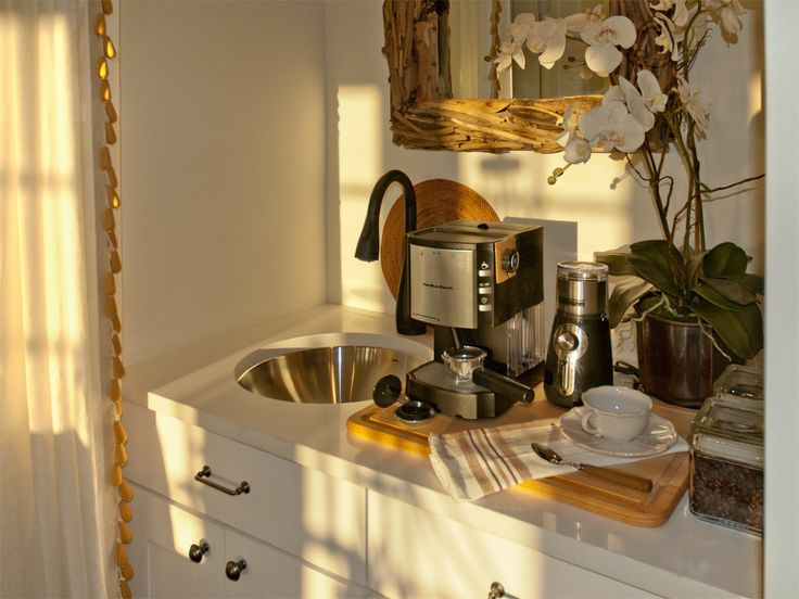 Great idea. Coffee and tea bar….. Help DIY Network renovate Blog Cabin 2014! Vote now in the People's Choice >> http://www.diynetwork.com/blog-cabin-2014-peoples-choice-master-suite/package/index.html?soc=pinterestbc14&i=4087